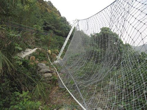 边坡拦石网